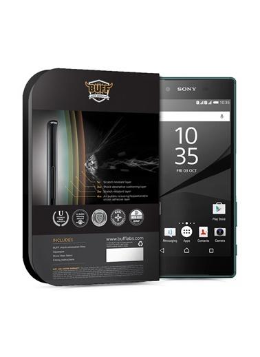 Xperia Z5 Darbe Emici Ekran Koruyucu Film-Buff